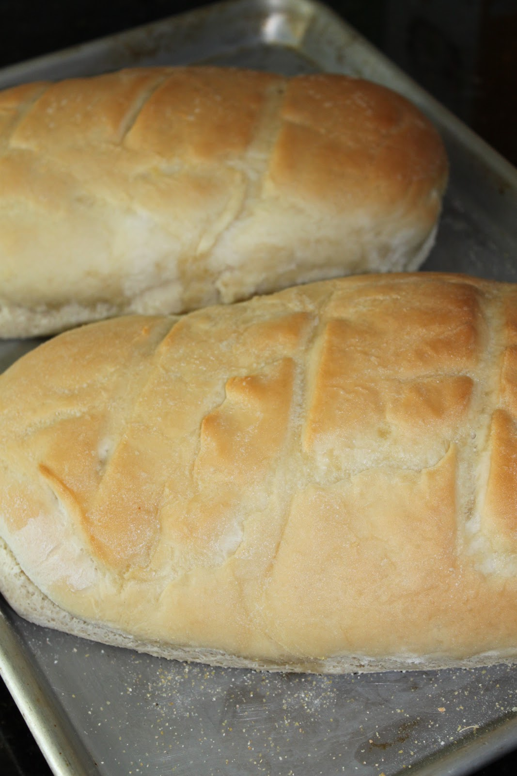 moddy bee: easy french bread