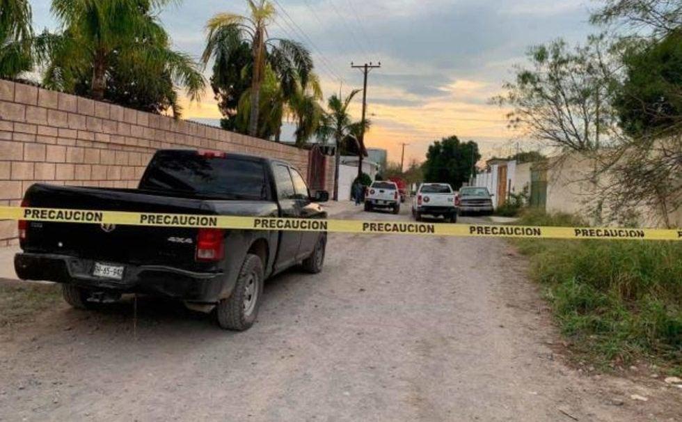 Convoy de sicarios someten, les roban y abren fuego contra invitados durante fiesta familiar en Nuevo León; 7 quedaron heridos