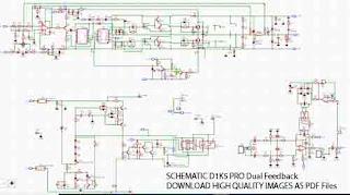Class-D Amplifier D1k5 Pro Double Feedback