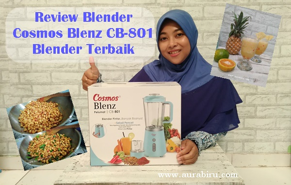 Blender cosmos blenz CB-801