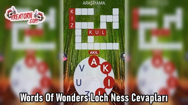 Words-Of-Wonders-Loch-Ness-Cevaplari