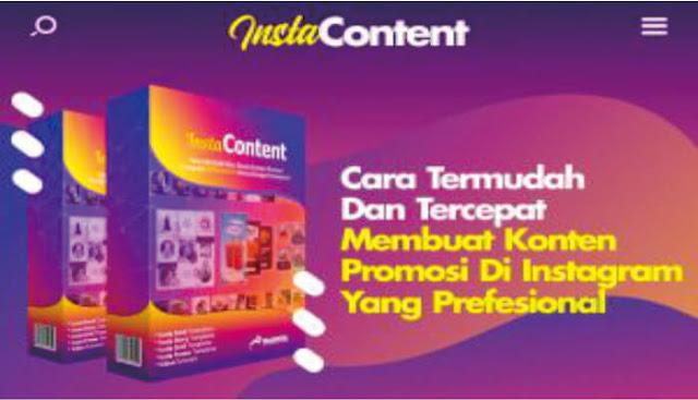 Insta Content Designer Templates