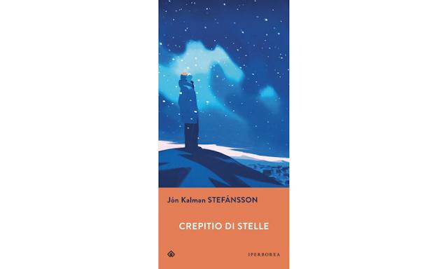 Crepitio di stelle di Jón Kalman Stefánsson