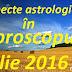 Aspecte astrologice în horoscopul iulie 2016