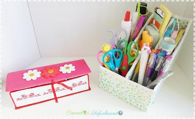 2-manualidades-con-cartón-joyero-y-organizador-de-escritorio-creando-y-fofucheando