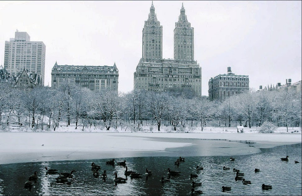 Clima em Nova York Inverno