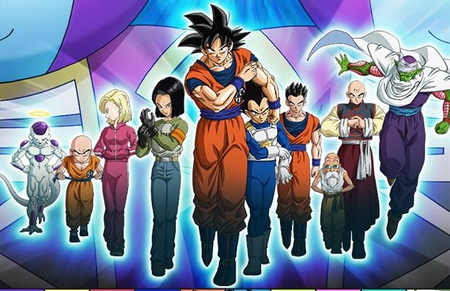 "Dragon Ball Super titles of episodes : "" 98 , 99 , 100 and 101 """