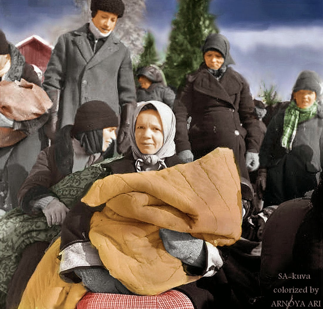 color, colorization, colorized,värikuva