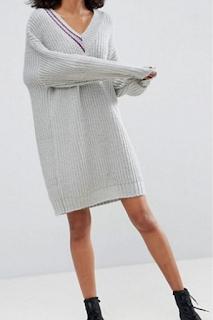 https://www.girlmerry.com/preppy-style-oversize-casual-sweater-dress.html