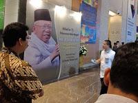 Buku Biografi KH Ma'ruf Amin; Penggerak Umat Pengayom Bangsa Diluncurkan