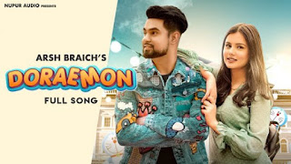 Doraemon Lyrics Arsh Braich