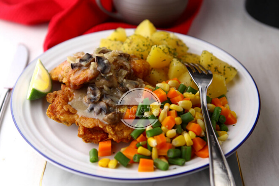 Resep Steak Ayam Goreng JTT