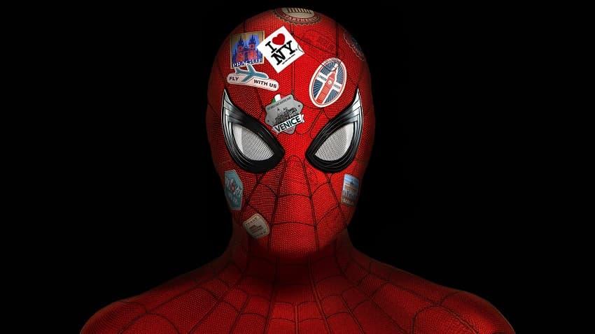 Человек-паук Вдали от дома, Рецензия, Обзор, Spider-Man Far From Home, Review, Marvel