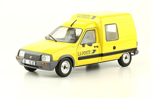 collection citroën 1/24a Citroën C15 D La Poste