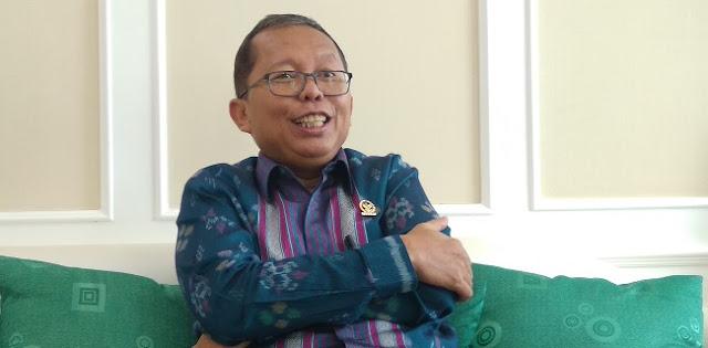 Resmi Berlaku Hari Ini, UU KPK Ternyata Belum Diteken Jokowi