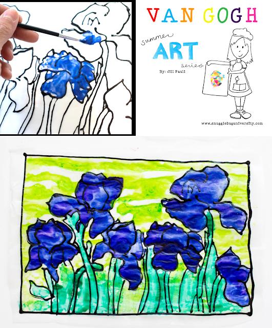 Summer Art Series: Van Gogh