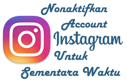 Cara Menonaktifkan Akun Instagram Untuk Sementara 11