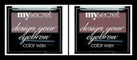 Stylizacja brwi z nowościami marki My Secret