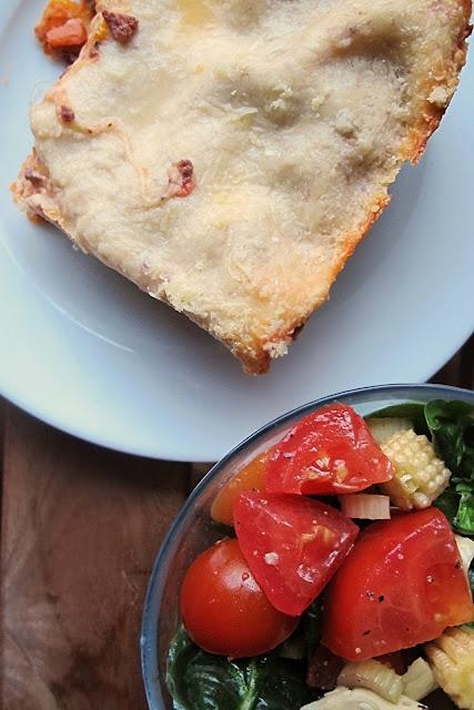 Recept: Lasagna Deluxe