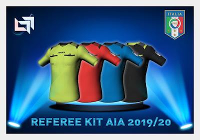 FIFA 19 Referee Kit AIA Season 2019/2020