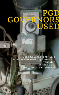 PG-D Governor, used, second hand, Woodward governor, services, reconditioned, sale, in stock, buy online