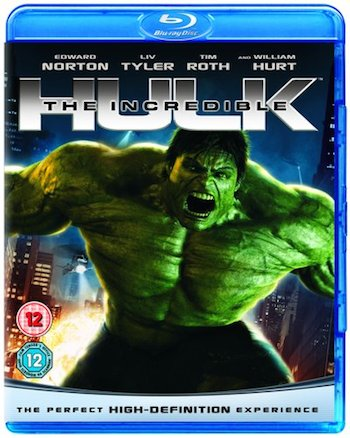 The Incredible Hulk 2008 Dual Audio BluRay Download