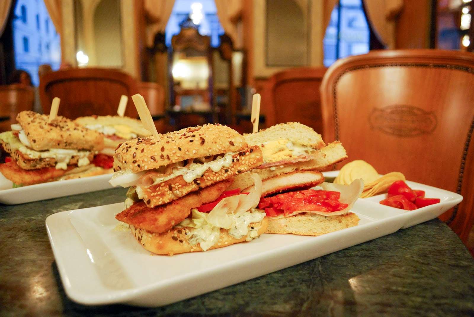 gerbaud cafe restaurant hotel high tea breakfast brunch hungary budapest