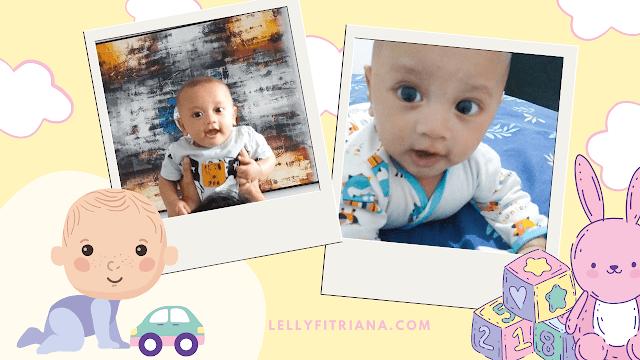 Stimulasi bayi 3-4 bulan
