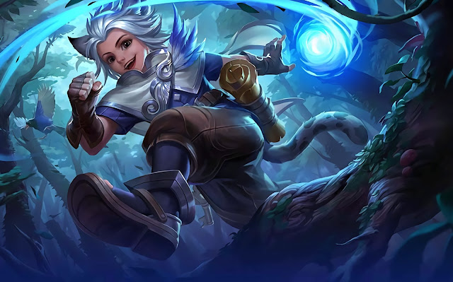 Harith Time Traveler Heroes Mage of Skins New Mobile Legends Wallpaper HD for PC