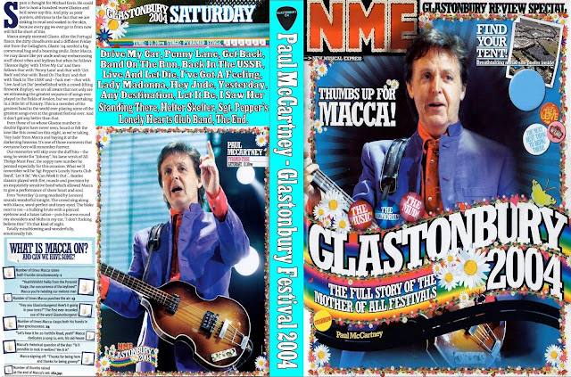 Paul McCartney - Live Glastonbury 2004 DVD
