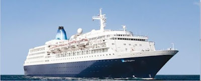 Saga Cruises Saga Sapphire Has Been Sold to Turkey's ANEX Tours