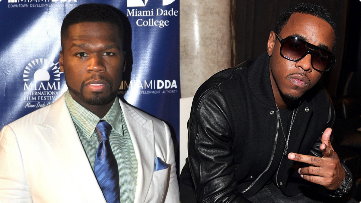 "50 Cent fica enfurecido com a Def Jam sobre o álbum do Jeremih ""Late Nights: The Album"""