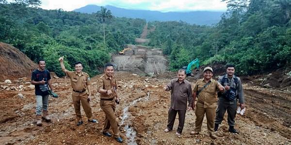 Akan Jadi Kota Satelit, Ali Mukhni Buka 3 Akses Jalan Menuju Tarok City