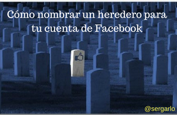 Facebook, Redes Sociales, Social Media, Herederos,