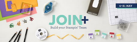 Join Stampin' Up!