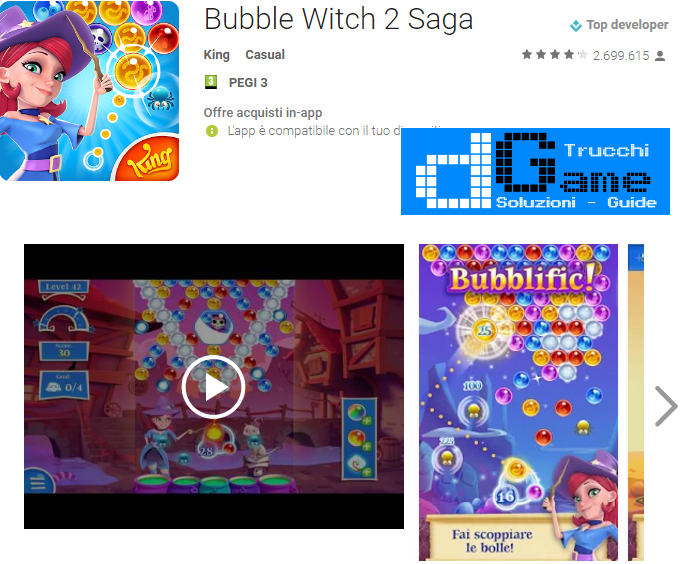 Soluzioni Bubble Witch Saga 2 livello 1141 1142 1143 1144 1145 1146 1147 1148 1149 1150 | Trucchi e  Walkthrough level
