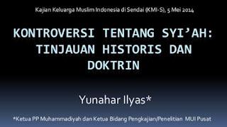 Download Gratis PDF Kontroversi Syi'ah: Tinjauan Historis dan Doktrin