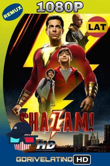 ¡Shazam! (2019) BDRemux 1080p Latino-Ingles MKV