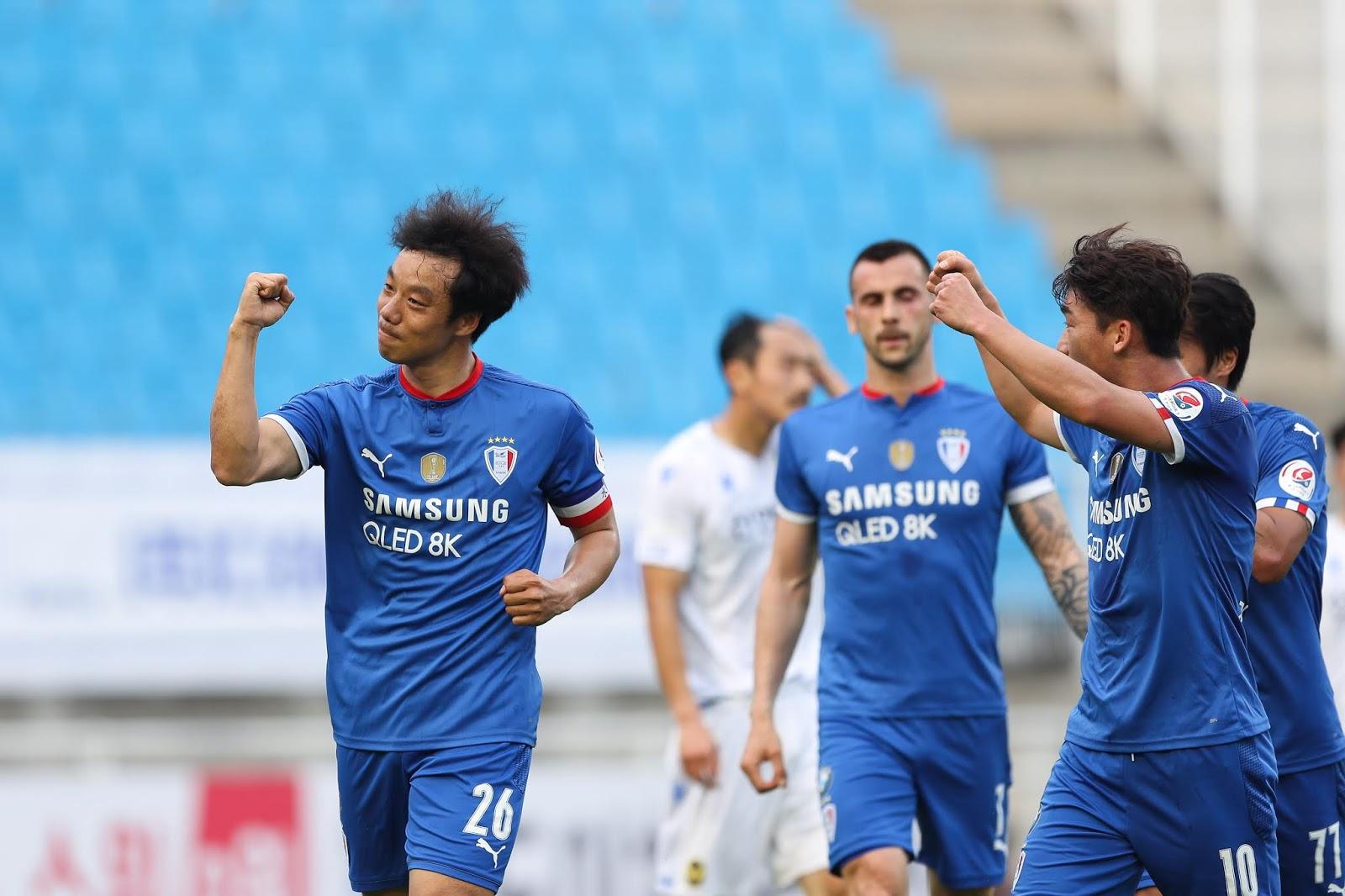 Recap: Suwon Samsung Bluewings vs Incheon United