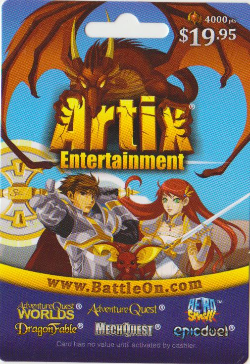 AdventureQuest - Online Fighting RPG
