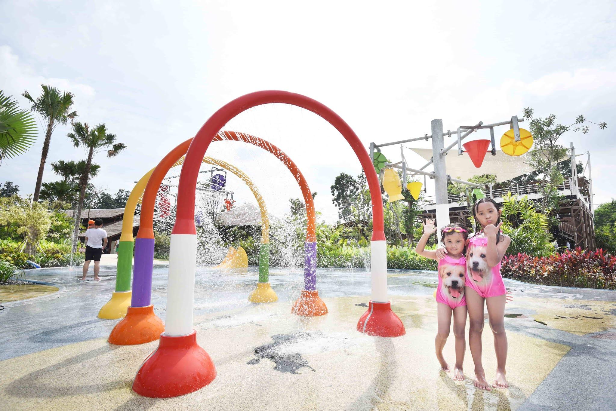 Hip Playground Jogja Bay Waterpark