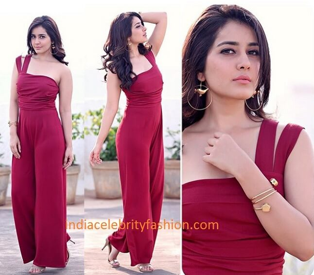 Raashi Khanna in Swatee Singh Label