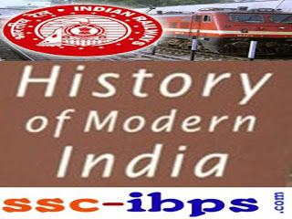 Indian History Quiz Questions for Railway Exams 2018