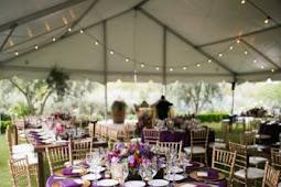 Décorer les salles de réception de mariage