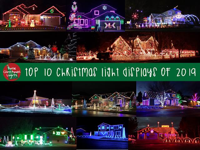 Top 10 Boise Christmas Light Displays of 2019
