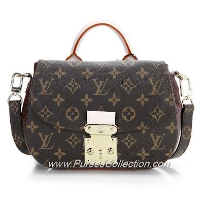 c5ab097a01d LOUIS VUITTON HANDBAG$PURSE BLOG: Louis Vuitton Monogram canvas Eden PM