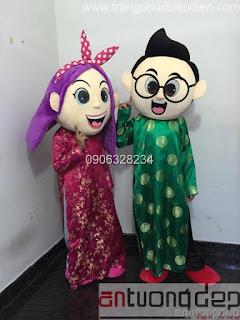 may bán mascot rẻ nhất tp hcm