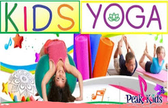 My Yoga for Kids Classes! (Through the Peak kids' gym in Perry, UT)