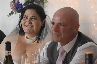 Teenage sweethearts who both married other people reunite and tie the knot 27 years after they first met