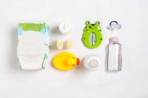 7 Perlengkapan Bayi Baru Lahir